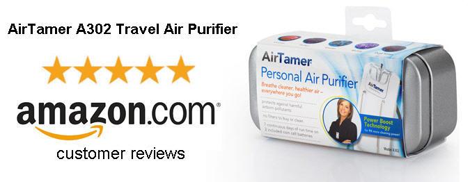 AIRTAMER A 302 amazon reviews
