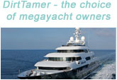 mega yatch owner dirttamer