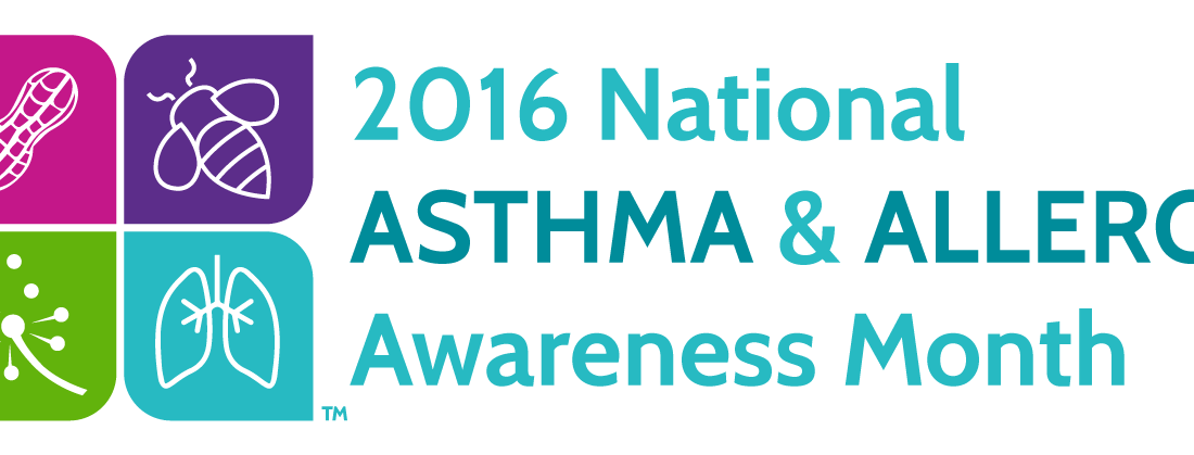 allergy and asthma awareness month